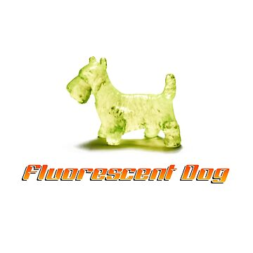 Fluorescent Dog by Engineroommedia