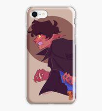 Werewolf Karamatsu iPhone Case/Skin
