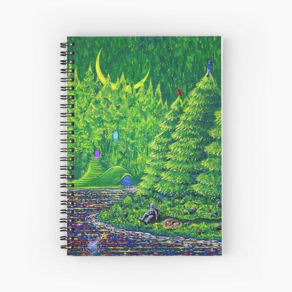 Nature Trip Spiral Notebook