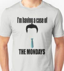 Iu0027m Having A Case Of The Mondays   Office Space Unisex T Shirt