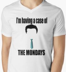 I'm Having A Case Of The Mondays - Office Space T-Shirt