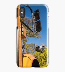 Yellow Bus/School Bus iPhone Case/Skin