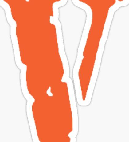 Vlone Logo Sticker