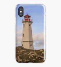 Louisbourg Lighthouse  iPhone Case/Skin