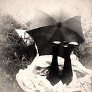 Umbrella Girl by mindydidit
