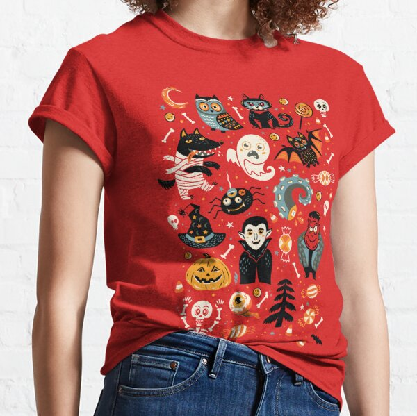 Happy Halloween Classic T-Shirt