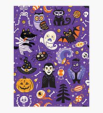 Happy Halloween Photographic Print