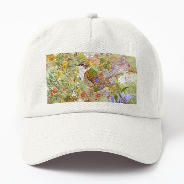 Llegada de primavera Dad hat