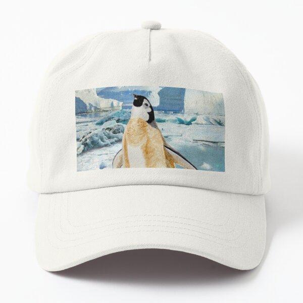 Pequeño Pingüino en el Ártico Dad hat