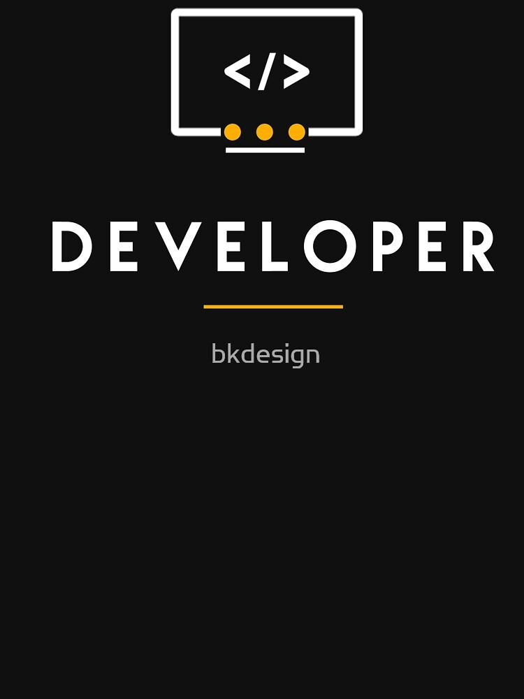 Desarrollador de bkdesign