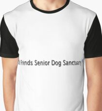 Old Friends Senior Dog Sanctuary  Graphic T-Shirt