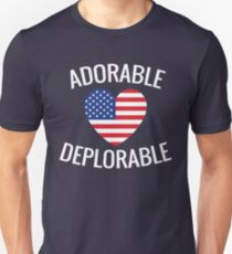 Adorable Deplorable Unisex T-Shirt