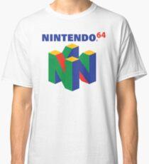 Nintendo 64 Logo  Classic T-Shirt