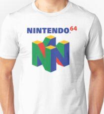 Nintendo 64 Logo  Unisex T-Shirt