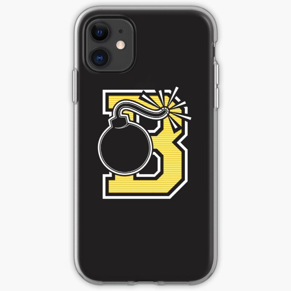 Bombers-Black iPhone Soft Case
