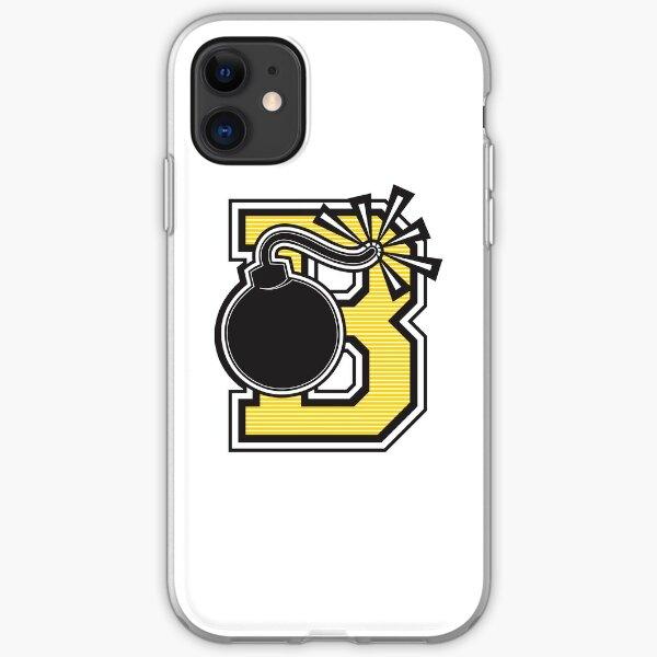 Bombers-B white iPhone Soft Case