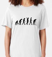 Evolution croquet Slim Fit T-Shirt