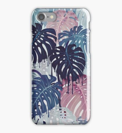 Monstera Melt iPhone Case/Skin