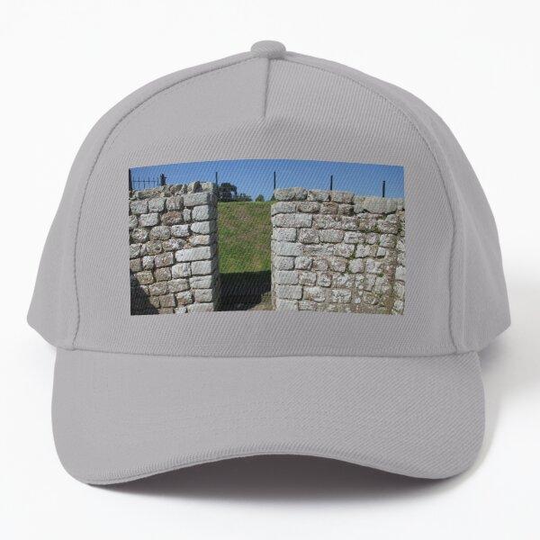M.I. #122 |☼| Rocks And Bricks - Shot 15 (Hadrian's Wall) Baseball Cap