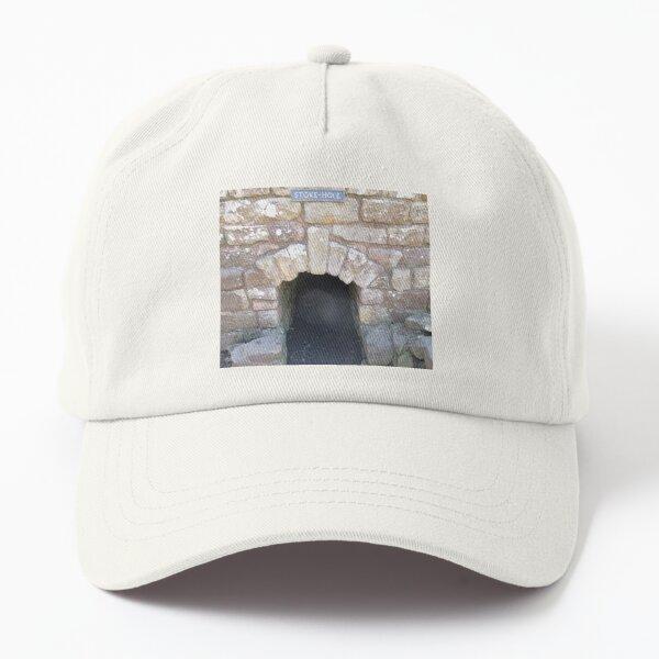 M.I. #101  ☼  STOKE~HOLE (Hadrian's Wall) Dad Hat