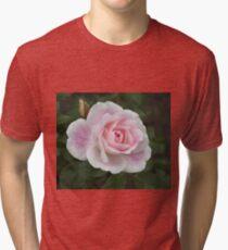 Blushing Pink Iceberg Tri-blend T-Shirt