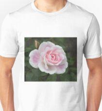 Blushing Pink Iceberg Unisex T-Shirt
