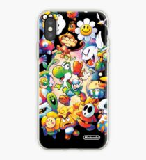 Yoshi's Island 2 - スーパーマリオ ヨッシーアイランド iPhone Case