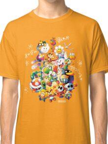 Yoshi's Island 2 - スーパーマリオ ヨッシーアイランド Classic T-Shirt