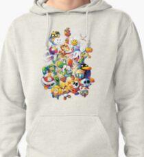 Yoshi's Island 2 - スーパーマリオ ヨッシーアイランド Pullover Hoodie
