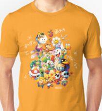 Yoshi's Island 2 - スーパーマリオ ヨッシーアイランド Unisex T-Shirt
