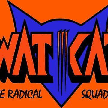 Swat Kats by KaminaDash