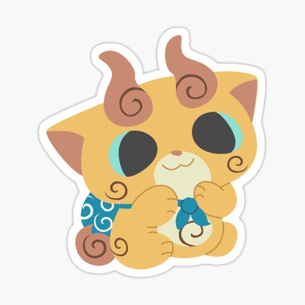 Komajiro Sticker