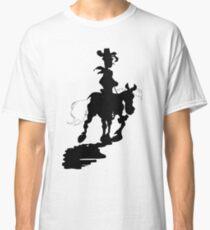 Lucky Luke Silhouette Classic T-Shirt
