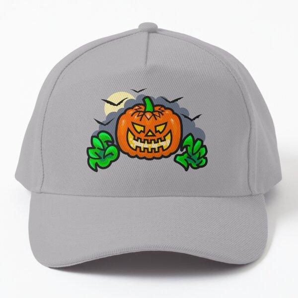 Varsity Pumpkinhead Baseball Cap