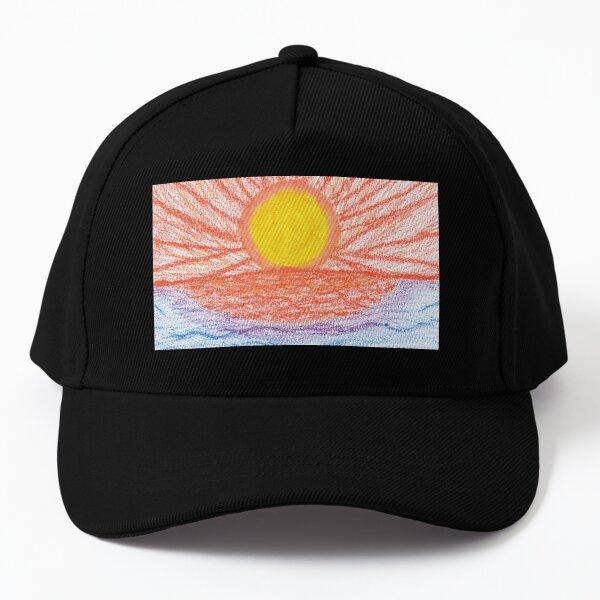 M.I. #28  ☼  Sea Sunset Baseball Cap