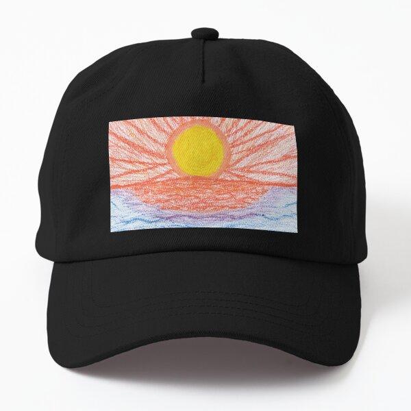 M.I. #28  ☼  Sea Sunset Dad Hat