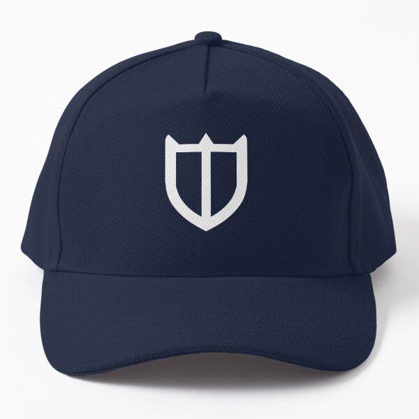 Paladin PLD Minimalistic White Job Icon - Final Fantasy XIV Baseball Cap