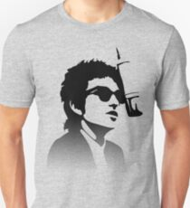 Mr. Tambourine Man Unisex T-Shirt