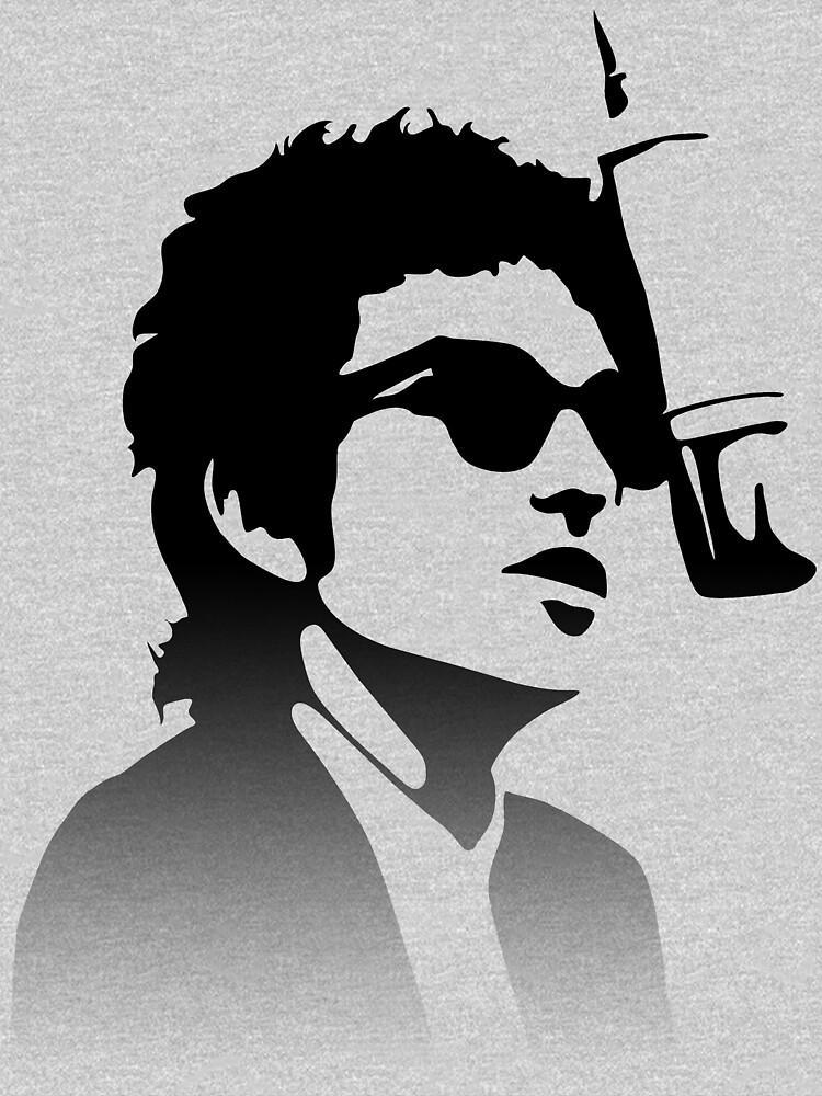 Mr. Tambourine Man   Unisex T-Shirt