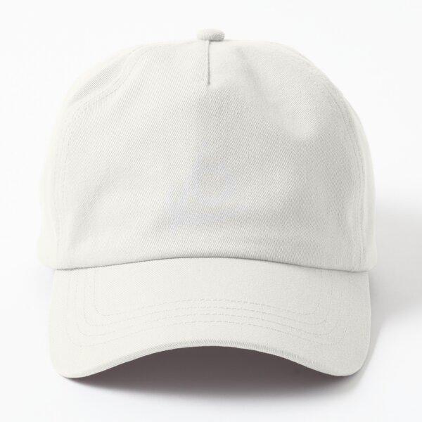 Reaper Endwalker Minimalistic White Job Icon - Final Fantasy XIV Dad Hat