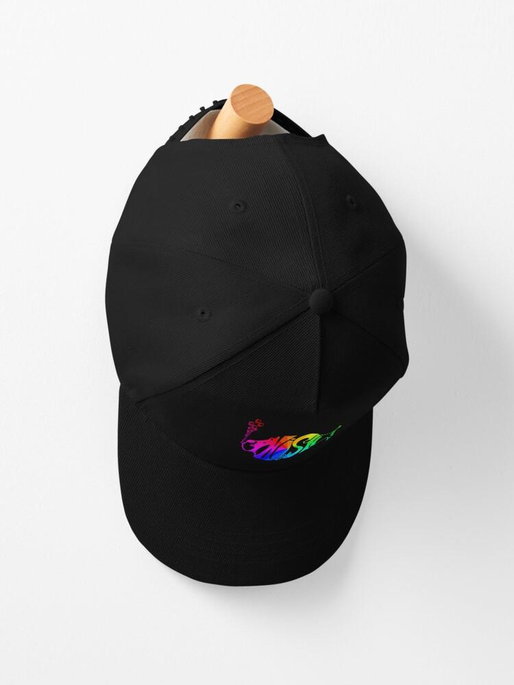 Alternate view of Rainbow Color wheel. Cap