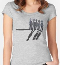 Misfits Powers Women's Fitted Scoop T-Shirt