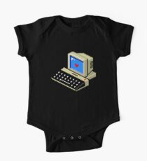 Cool computer love Kids Clothes