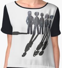 Misfits Powers Women's Chiffon Top