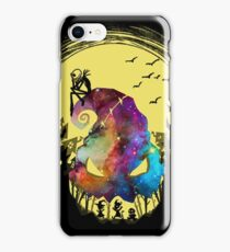 Jack The Nightmare before Christmas iPhone Case/Skin
