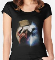 The Fog T-shirt Women's Fitted Scoop T-Shirt