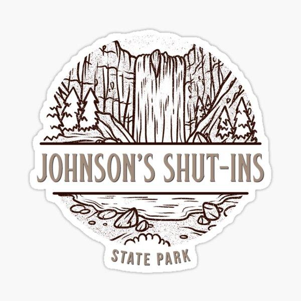 Johnson's shut-ins Sticker