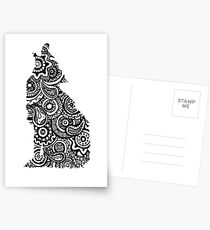 Wolf Zendala Postkarten