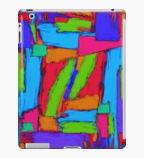 Sequential steps iPad Case/Skin