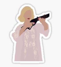 Betty Draper Sticker